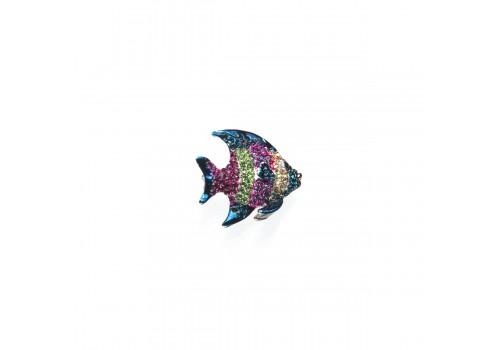 Брошь Рыбка