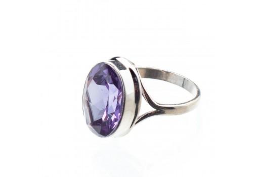 Кольцо из александрита